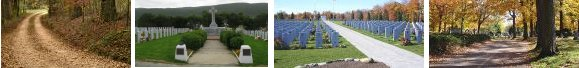 Provincial Columbaria and Local Fields of Honour