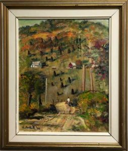 In Memoriam: WWII Veteran Anthony Paskell Last Post Fund receives a generous gift of paintings