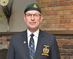 New Last Post Fund National President