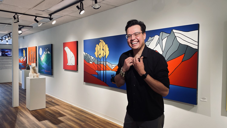 Artist Jason Carter to create new series of commemorative symbols for the LPF Indigenous Veterans Initiative